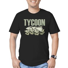 Tycoon - Men's Fitted T-Shirt (dark)