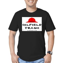 Oilfield Trash Men's Fitted T-Shirt (dark)
