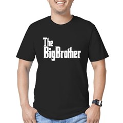 The Big Brother Men's Fitted T-Shirt (dark)