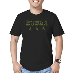 Bubba Men's Fitted T-Shirt (dark)