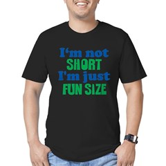 FUN SIZE! Men's Fitted T-Shirt (dark)