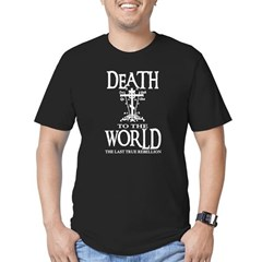DTTW Men's Fitted T-Shirt (dark)