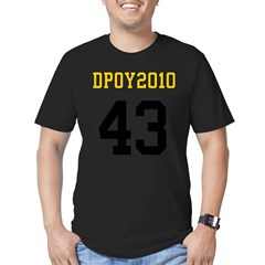 DPOY2010 43 Men's Fitted T-Shirt (dark)