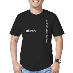Alumni Men's Fitted T-Shirt (dark)