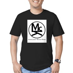 McKay brand Men's Fitted T-Shirt (dark)
