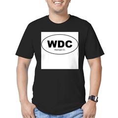 WDC Men's Fitted T-Shirt (dark)
