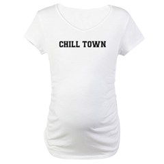 Chill Town Maternity T-Shirt