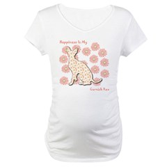 Rex Happiness Maternity T-Shirt