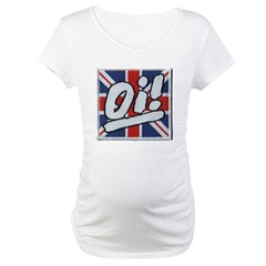 Oi Maternity T-Shirt