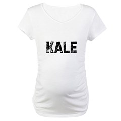 Kale Maternity T-Shirt