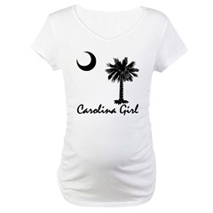 Carolina Girl Maternity T-Shirt