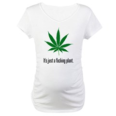 Just A Plan Maternity T-Shirt