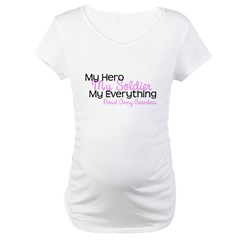 My Everything Army Grandma Maternity T-Shirt