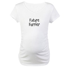 Future Farrier Maternity T-Shirt
