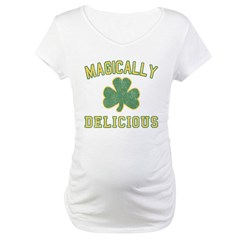 Magically Delicious Maternity T-Shirt