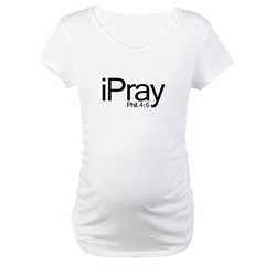 1ipray Maternity T-Shirt