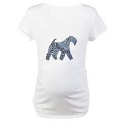 Paisley Kerry Maternity T-Shirt