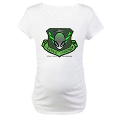 Planet Patrol Maternity T-Shirt