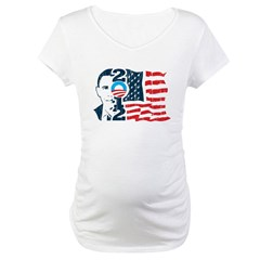 Barack Obama Maternity T-Shirt