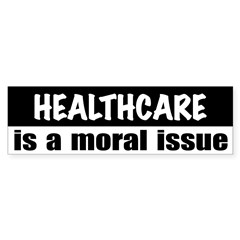 Healthcare Sticker (Bumper 10 pk)