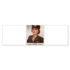 Army Nurse Corps Rectangle Sticker (Bumper 10 pk)