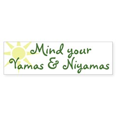 YogaMoxie Sticker (Bumper 10 pk)
