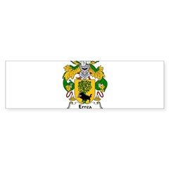 Errea Rectangle Sticker (Bumper 10 pk)