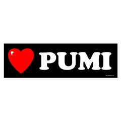 PUMI Sticker (Bumper 10 pk)