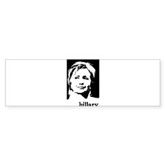 Hillary Clinton Rectangle Sticker (Bumper 10 pk)