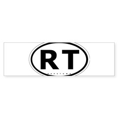 cmon down to paretown Sticker (Bumper 10 pk)