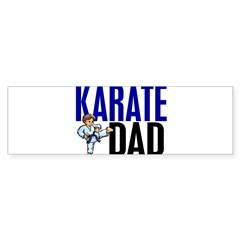 Karate Dad (OF BOY) 3 Rectangle Sticker (Bumper 10 pk)