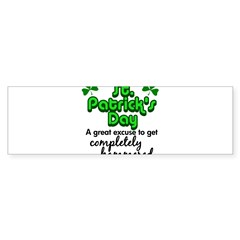 St. Patrick's Day Sticker (Bumper 10 pk)