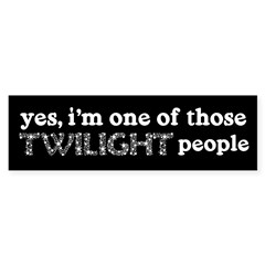 twi ppl Sticker (Bumper 10 pk)