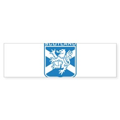 Scotland Rectangle Sticker (Bumper 10 pk)