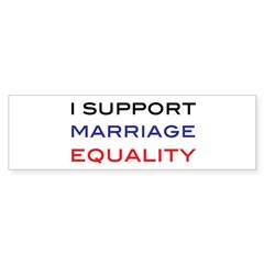 marriage Sticker (Bumper 10 pk)