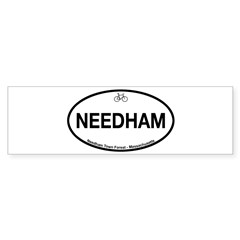 Needham Town Fore Sticker (Bumper 10 pk)