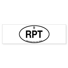 Resurrection Pass Trail Sticker (Bumper 10 pk)