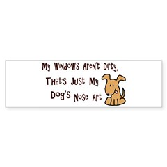 Nose Art Sticker (Bumper 10 pk)
