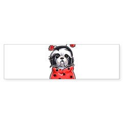 Shih Tzu Lover Sticker (Bumper 10 pk)