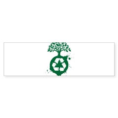 Recycle Sticker (Bumper 10 pk)