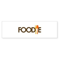 Foodie Sticker (Bumper 10 pk)