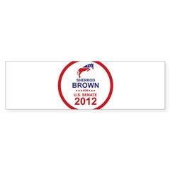 Sherrod Brown Sticker (Bumper 10 pk)