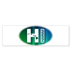 HI Hawaii - Sticker (Bumper 10 pk)