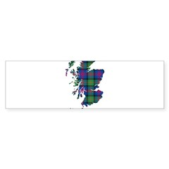 Map - MacLennan Sticker (Bumper 10 pk)
