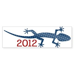 Newt 2012 Drawing Sticker (Bumper 10 pk)