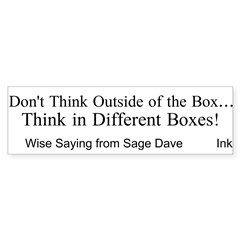 Boxes Sticker (Bumper 10 pk)