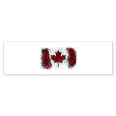 Canadian Graffiti Sticker (Bumper 10 pk)