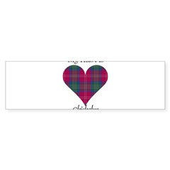 Heart - Chisholm Sticker (Bumper 10 pk)