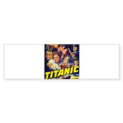 $9.99 Titanic Movie Sticker (Bumper 10 pk)