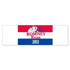 Romney Ryan Sticker (Bumper 10 pk)